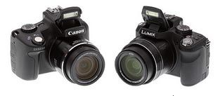 Canon Powershot SX50 HS vs Panasonic Lumix DMC-FZ200